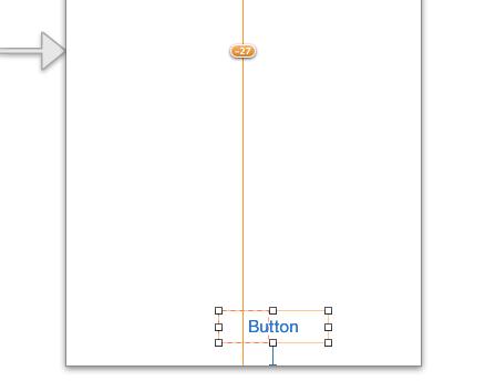 Constraints-change-button-width