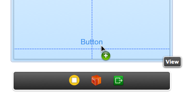 Constraints-drag-button-bottom-center