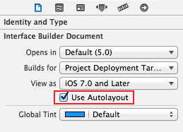 StrutsProblem-enable-Auto-Layout